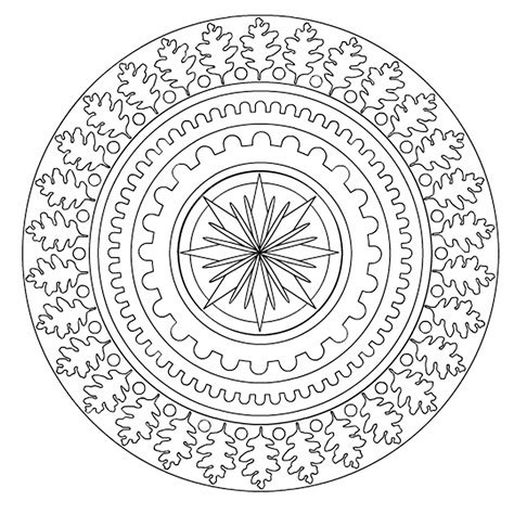 coloring pages designs mandala mandalas new calendar template site
