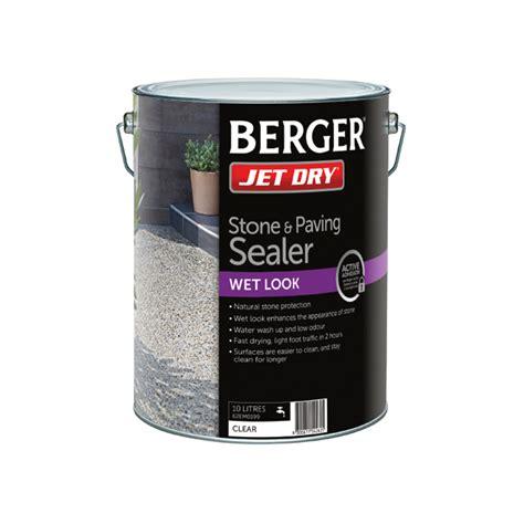 Berger L Reviews by Berger Jet 10l Paving Look Sealer