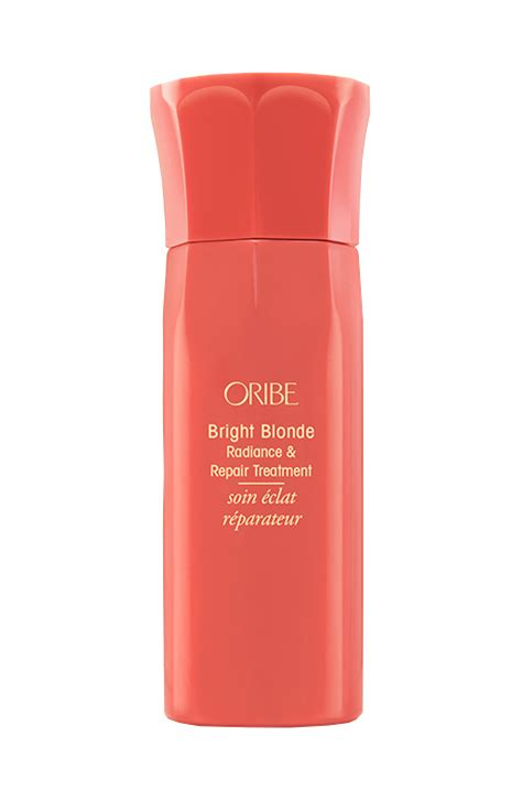 oribe color shoo oribe bright radiance and repair treatment