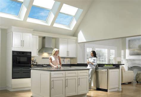 Velux Kitchen Skylights by Skylights