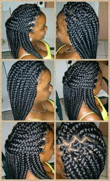 close braids styles