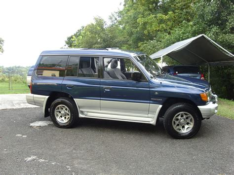 mitsubishi montero sport 1999 100 mitsubishi montero sport 1999 the collapse