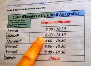 orari ufficio anagrafe roma roma capitale sito istituzionale nuovo orario
