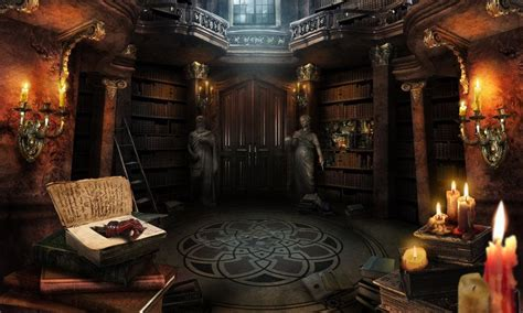 libro the skyrim library phantom of the opera library by katie watersell