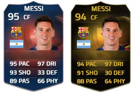 reset online record fifa 15 fifa 15 record breaker messi stats and pack opening