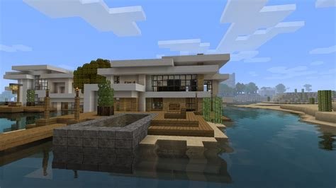 minecraft beach house pin beach house minecraft mods texture packs maps skins tools download on pinterest