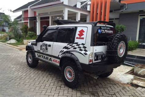 Mobil Escudo 1 600 Tahun 2005 dijual mobil bekas samarinda suzuki vitara 1993