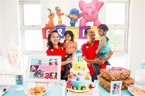 Ideas For Birthday Decorations At Home kara s party ideas girly pocoyo birthday party planning