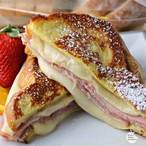renee s kitchen adventures monte cristo recipe dishmaps