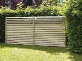 palissade de bois 17 best images about brise vue on gardens