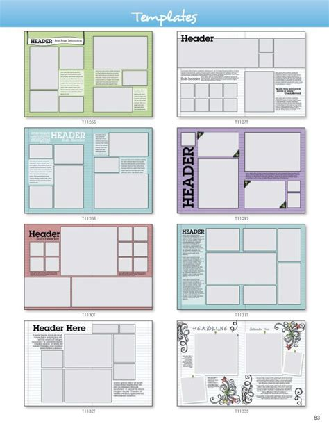 best 25 yearbook template ideas on pinterest indesign