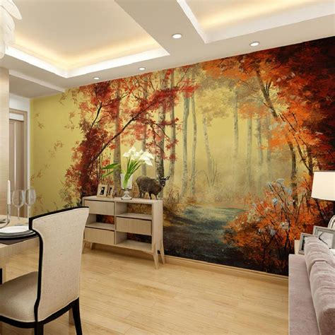 wall murals for rooms home decor living room bedroom wall papers 3d nature landscape wall painting photo wallpaper