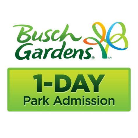One Day Busch Gardens Tickets busch gardens williamsburg tickets discounts on busch