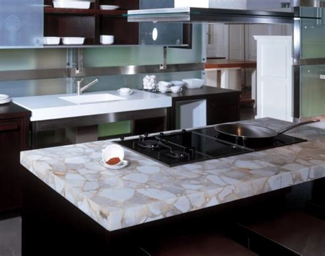 Semi Precious Countertops by All In San Jose Granite Marble Semi