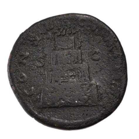 le comptoire des monnaies 10738 antonin le pieux sesterce cohen 165 tb
