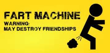 Fart machine ape market