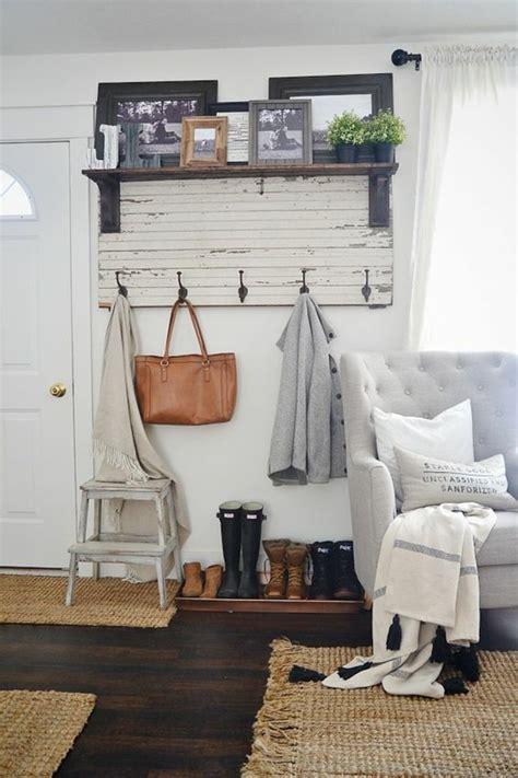 garderobe ausgefallen garderobe selber bauen anleitung und inspirierende ideen