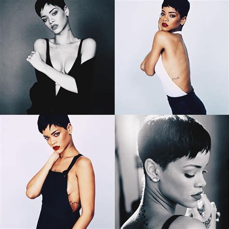 Gamis Riri Model Yasmin best 25 rihanna pixie ideas on hair like
