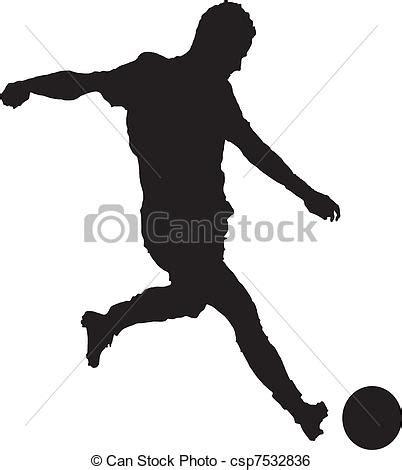 clipart calcio clip vecteur de football jouer homme a homme