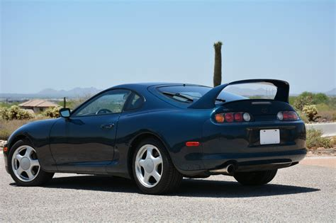 Toyota Supra Ff Stock 1994 Toyota Supra Turbo Could Be Yours For The