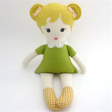 rag doll fabric cloth rag doll dolls softies fabric