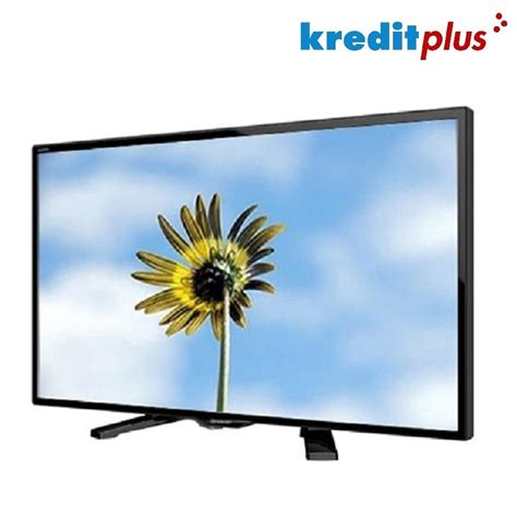 New Sharp Led Tv Aquos 24 24le170 sharp tv 24 inch led lc 24le170i lc24le170i 24le170 aquos hd ready elevenia
