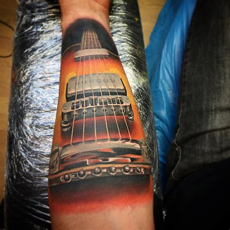 guitar tattoo ideas guitar best design ideas