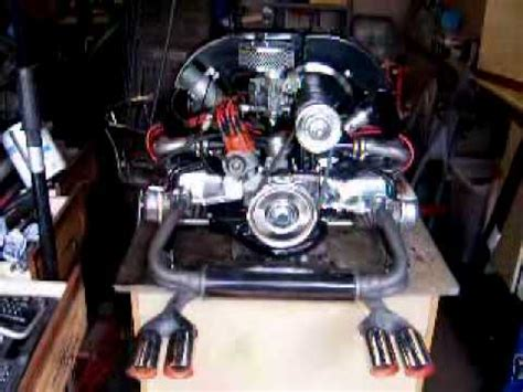 cc vw volkswagen beetle camper trike buggy engine