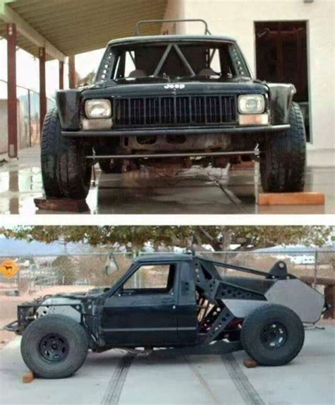 prerunner jeep comanche 108 best images about comanches and cherokees on pinterest