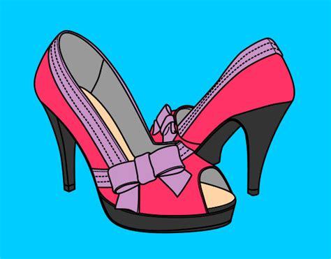 imagenes para wasap de zapatillas dibujo de zapatillas pintado por caritas en dibujos net el