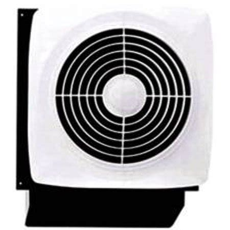 broan through the wall exhaust fan broan through wall kitchen exhaust fan 180cfm walmart com