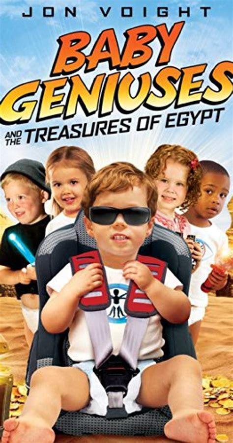 josh ryan evans last episode baby geniuses and the treasures of egypt video 2014 imdb
