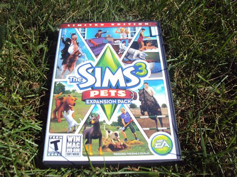sims 3 pets expansion pack sims 3 i m only being me