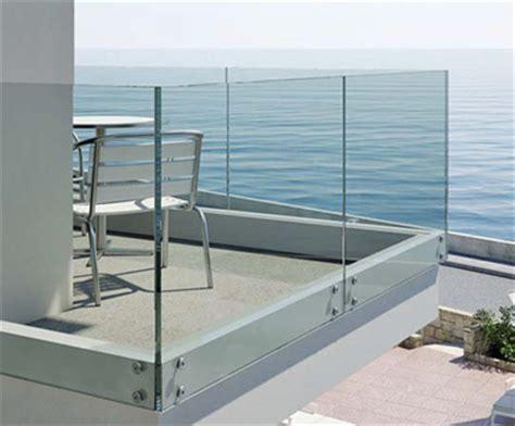 barandilla cristal terraza barandillas de cristal canvidres