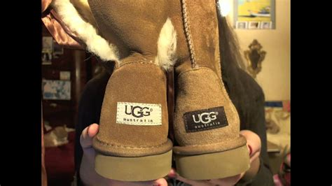 fake ugg australia bailey bow ugg review  real youtube