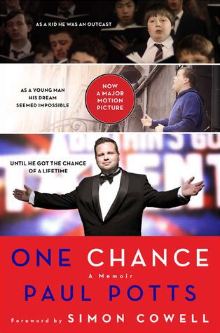 Chance One one chance a memoir by paul potts reviews discussion