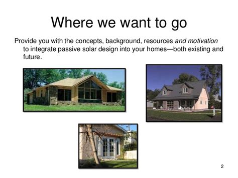 passive solar home design concepts passive solar design