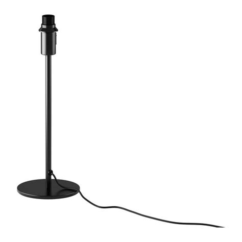 table l with light base rodd table l base ikea