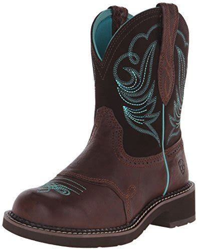 Boots Import Y49 Ready Stock ariat s fatbaby heritage dapper western cowboy boot