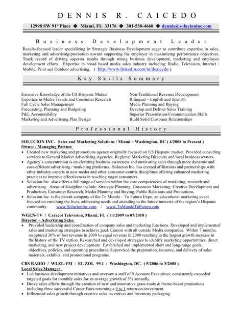resume business development resumes phenomenal business