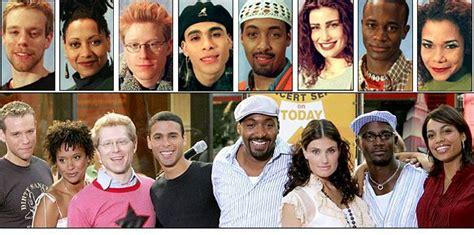 film it original cast original broadway cast and movie cast of rent 42nd st