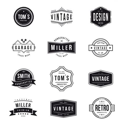 Vector Logo Templates