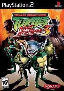 teenage mutant ninja turtles 3: mutant nightmare wikipedia