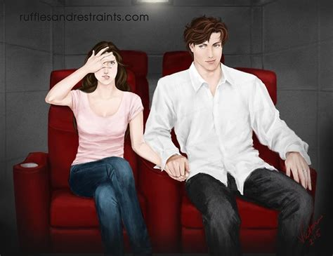 anas bush in 50 shades victoria portrays what ana and christian might look like