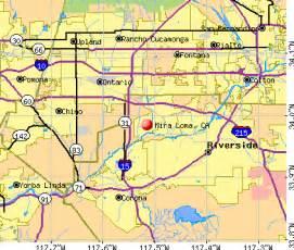 mira loma california ca 91752 profile population maps