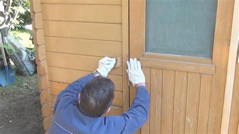 gartenhaus weiß streichen gartenhaus streichen warten anleitung diybook de
