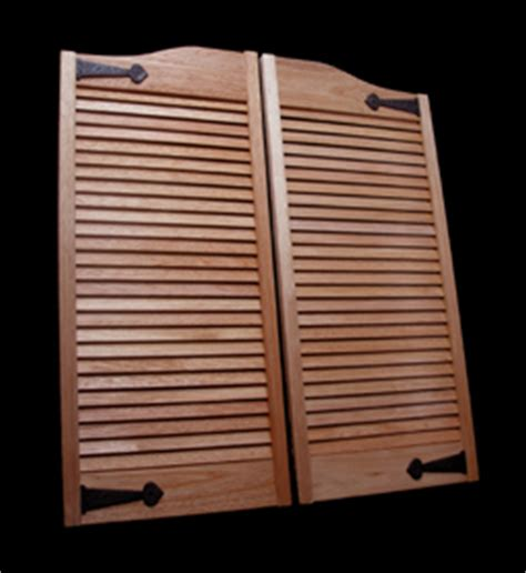 louvered swinging doors custom louver swinging doors by swinging doors emporium