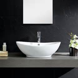 bathroom sink price somette fixtures white vitreous china oval vessel sink