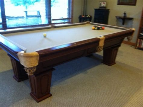 Cannon Pool Table by Cannon Bradford Pool Table Rochester 55920 Sporting