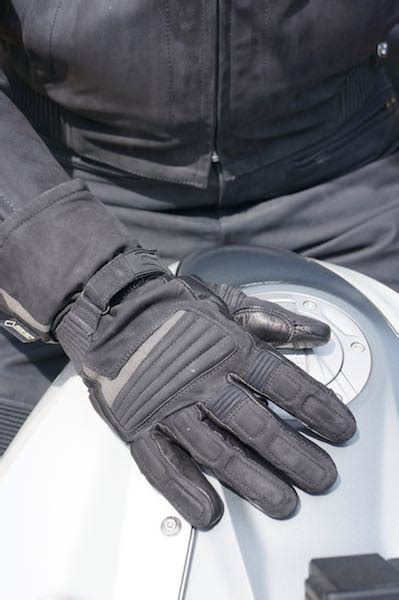 bmw motorcycle gloves reviews bmw atlantis jacket and gloves review finest
